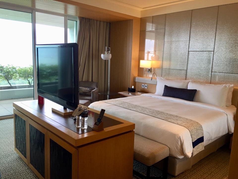 マリーナベイサンズのクラブルームに宿泊【シンガポール旅行】